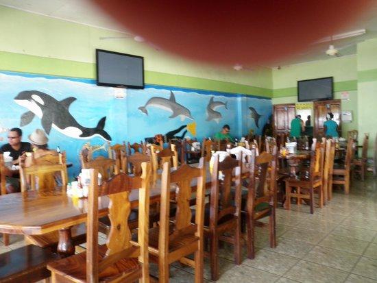 Restaur anteLa Ostra Puntarenas  Restaurant Reviews