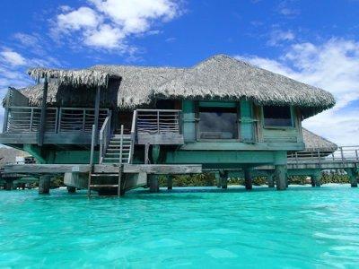 Room 220 - Picture of InterContinental Bora Bora Resort ...