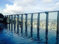 W hotel pool - Picture of W Hong Kong, Hong Kong - TripAdvisor
