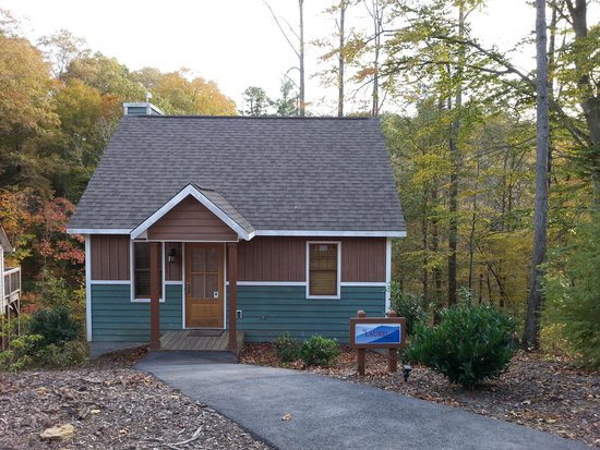 Laurel Cabin  Picture of Mount Airy North Carolina