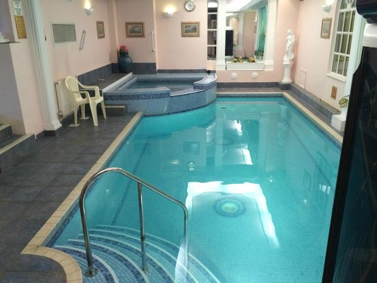 Swimming Pool Sauna Just Off Shot To The Left Picture Of