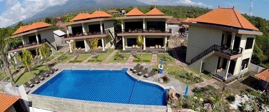 Ocean View Dive Resort Tulamben Indonesia Ulasan