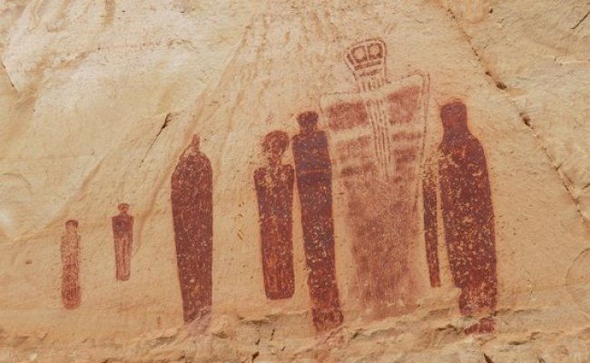 Holy Ghost Panel Picture Of Horseshoe Canyon