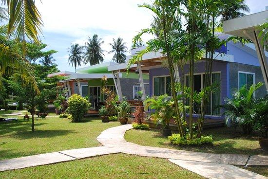 Maikhao Home Garden Bungalow Mai Khao Thailand Ulasan Perbandingan Harga Penginapan Tripadvisor