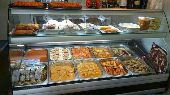 Comida casera para llevar a casa Pasteleria y pan