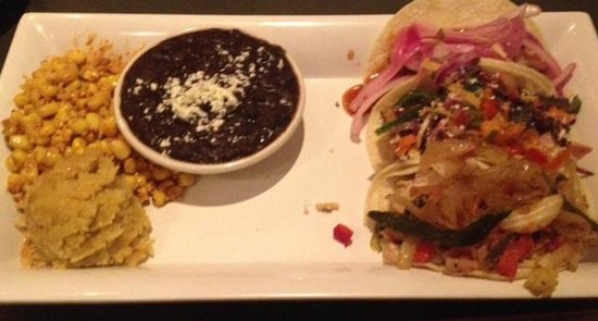 Street Tacos  Picture of Blue Mesa Grill  Lincoln Park