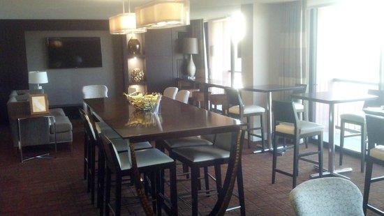 ConciergeExecutive Lounge