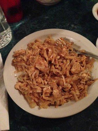 Magic Kitchen Thai Restaurant Springfield  Menu Prices