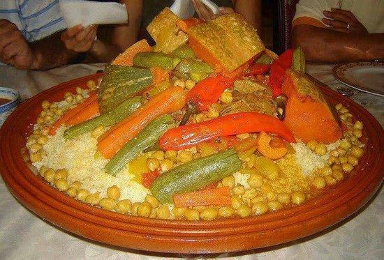 Petit Djeuner Marocain Picture Of Cafe Valentine Skoura