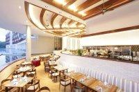 The Pavilion Restaurant R Hotel Rancamaya - Picture of R ...