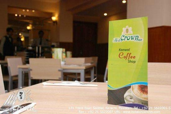 Coffee Shop Picture Of Hotel Crown Inn Karachi Tripadvisor