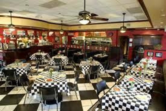 Marias Italian Kitchen Los ngeles  10761 W Pico Blvd