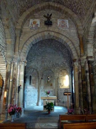 En L'église Ou à L'église : l'église, L'intérieur, L'église, Depuis, Porte, D'entrée, Garde, Guerin,, Villefort, Tripadvisor