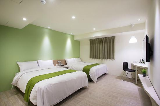 Nice Budget Hotel Near Fengjia Night Market Review Of