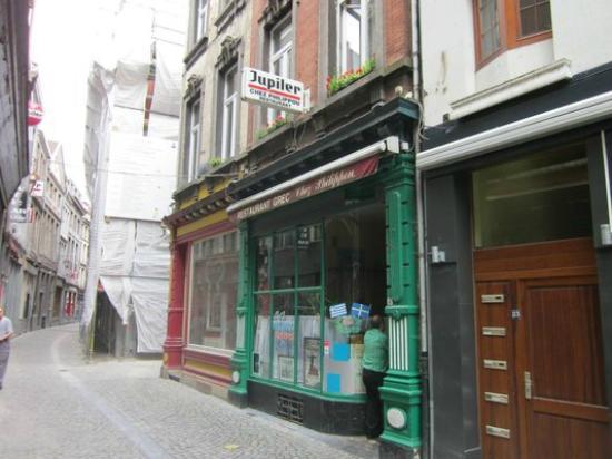 Chez Philippou Lige  Rue Souverain Pont 21  Restaurant Avis Numro de Tlphone  Photos