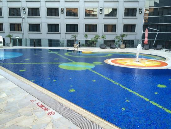 Outdoor Pool  Picture of Regal Airport Hotel Hong Kong  TripAdvisor