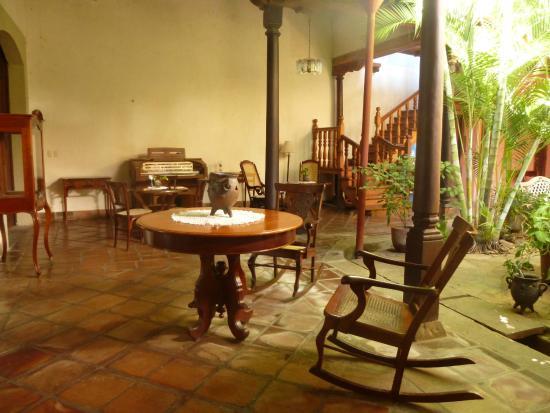 Foto de Hotel Casa Antigua Granada Patio interior
