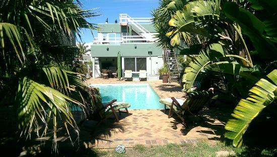 Garten Und Pool Picture Of Secret Garden Guesthouse