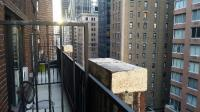 Balcony 2 - Picture of Residence Inn New York Manhattan ...