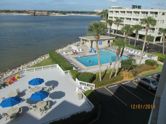 The Sailport pool area  Picture of Sailport Waterfront Suites Tampa  TripAdvisor