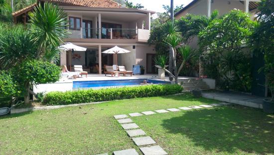 TripAdvisor  Luxury Beachfront  Villa Pantai Bali