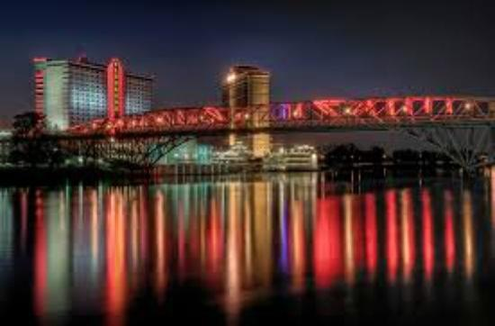 Reflections On Red River Picture Of Bossier City