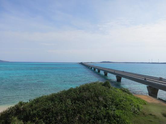 池間大橋 - Picture of Ikema Island Drive in. Miyakojima - Tripadvisor