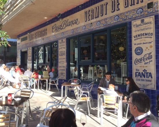 Casa Blanca Marbella  Restaurante Opiniones  Fotos
