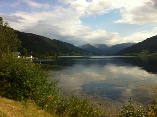 Oppheim lake  Foto di Oppheim Hotel  Resort Voss