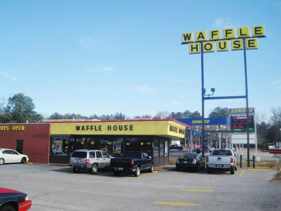 Waffle House Columbia Sc
