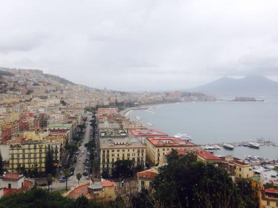 Vista dalla terrazza panoramica  Foto di Posillipo Napoli  TripAdvisor