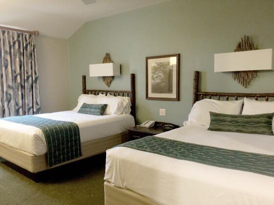 Disney S Hilton Head Island Resort 2 Queens Room In 2br Villa