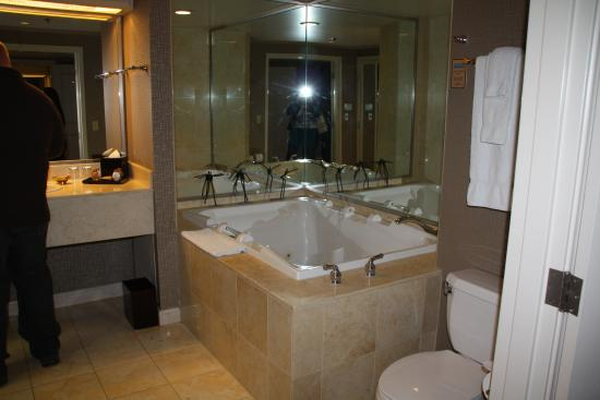 Free VIP upgrade  Picture of Treasure Island  TI Hotel  Casino Las Vegas  TripAdvisor