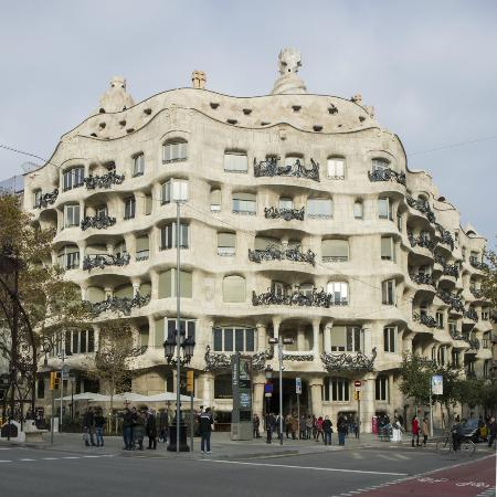La Pedrera Barcelona Spain Hours Address Tickets  Tours Point of Interest  Landmark