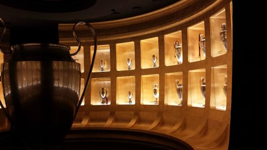 sala dei trofei  Foto di Casa Milan Milano  TripAdvisor