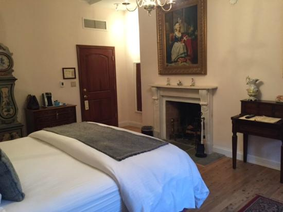 Vienna Room Fireplace Picture Of Wedmore Place