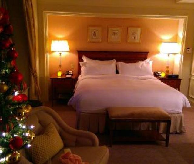 The Ritz Carlton New York Central Park Christmas