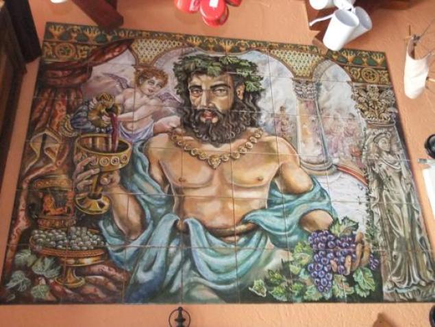 Resultado de imagem para IMAGENS DO DEUS GREGO DIONISIO