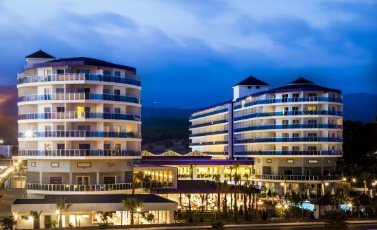 Eftalia Marin Prices Hotel Reviews Turkey Turkler