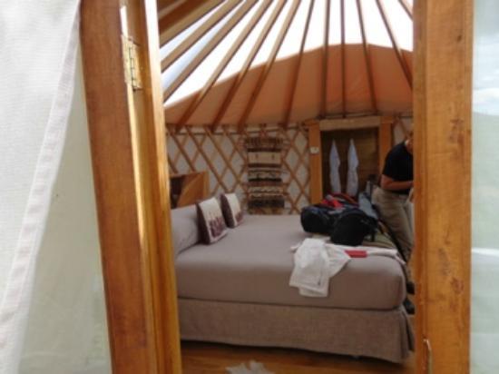 Yurt 3 Picture Of Patagonia Camp Torres Del Paine