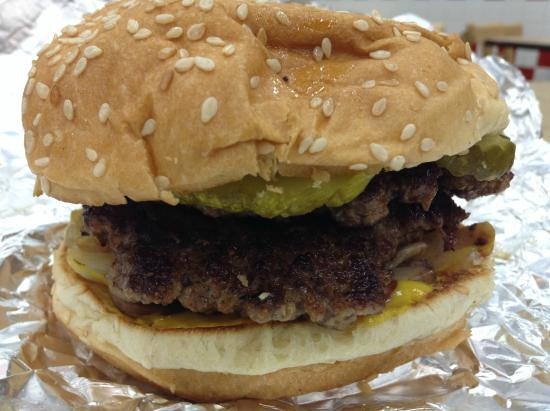 best burger best fries