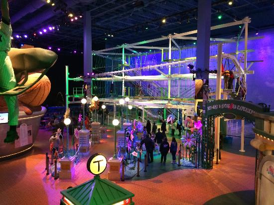 Beanstalk Adventure Ropes Course Reading 2018 All You