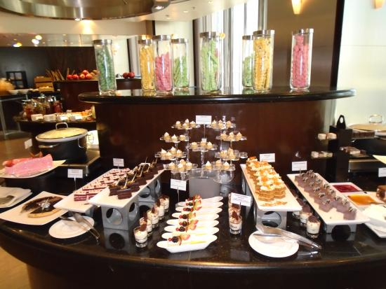 Desserts Corner  Picture of Crossroads Kitchen Doha