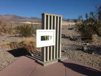 Across from the resort - Picture of Furnace Creek Visitor ...