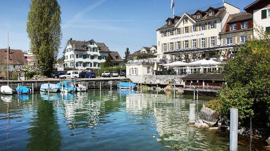Excellent Hotel Review Of Hirschen Am See Obermeilen