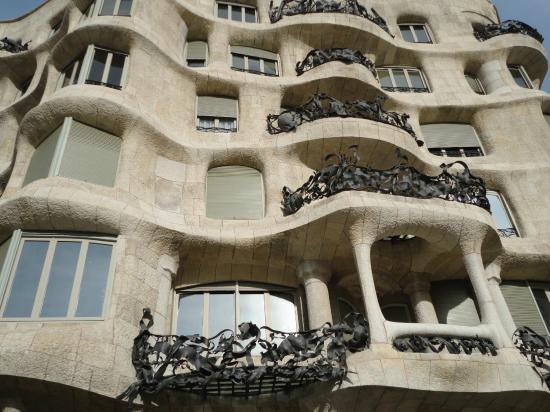 Planta baja acceso sin cargo  Picture of Casa Mila La Pedrera Barcelona  TripAdvisor