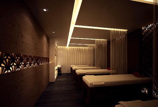 Body massage room  Picture of Salem Spa Da Nang