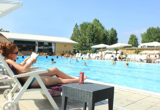 PISCINA  Picture of Camping Village Jolly Marghera  TripAdvisor