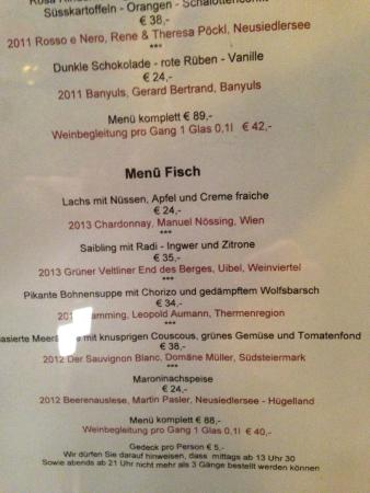 Good looking but not tasty dessert  Picture of Restaurant Esszimmer Salzburg  TripAdvisor