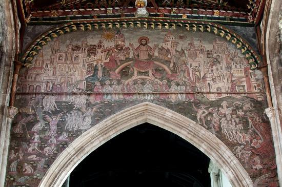 The Parish Church Of St Thomas And St Edmund Salisbury